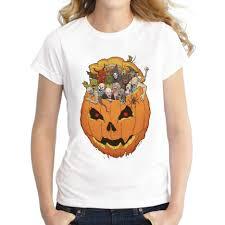 Halloween Shirt For Women by Online Get Cheap Vintage Halloween T Shirt Aliexpress Com