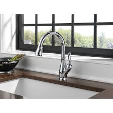 Delta Kitchen Faucet Sprayer Delta Faucet 9178 Sp Dst Leland Spotshield Stainless Pullout Spray
