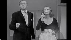 bette davis imitates herself on jack paar show 1962 youtube