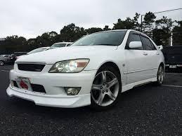 lexus altezza for sale in japan 2001 mt toyota altezza gf sxe10 for sale carpaydiem