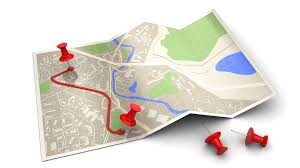 Truck Route Maps Route Optimization And Route Tracking