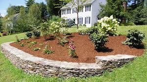 Ideas For Landscaping by Garden Design With Natural Stone Landscape Edging Best Stones For