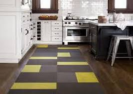 Yellow Kitchen Rug Runner Washable Kitchen Rug Kitchen Design