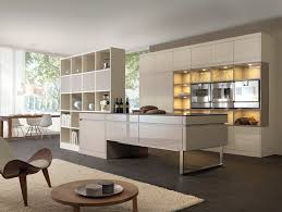 Kitchen Neutral Colors - display area design kitchen modern with neutral colors white