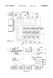 patent us5394064 electronic ballast circuit for fluorescent