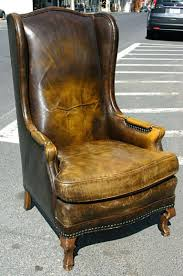 tall wing chairs
