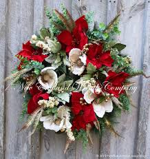 christmas wreath holiday wreath designer christmas victorian