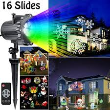 christmas projection lights hottly led christmas light projector 2017 newest