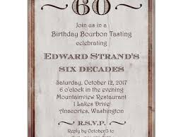 sample invitation for 60th birthday party images invitation