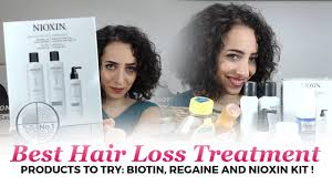 Best Product Hair Loss Best Hair Loss Treatment Products To Try Biotin Regaine And