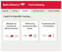 way bills online online bill pay from bank of america