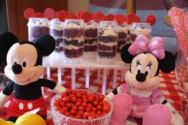 mickey mouse cake push pops chica and jo