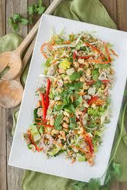 Salad Main Dish - thai pork quinoa salad i u0027m bored let u0027s go