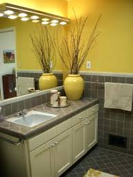 Grey And Yellow Bathroom Ideas Grey And Yellow Bathroom Bathroom Yellow Paint Grey Yellow