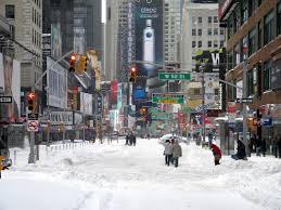 snow in nyc pics because when new york does snow storms they