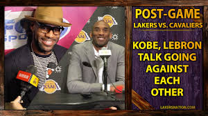lebron james halloween party kobe bryant reflects on playing against lebron james axs