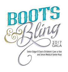 s boots with bling 2017 boots bling raffle seton hays foundation