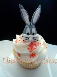 bugs bunny cupcake by mariafg on cakecentral com cakes