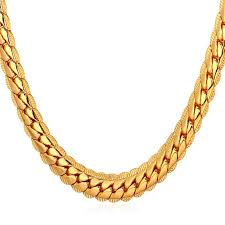 chain necklace snake images Wide snake skin chain necklace linder jpg