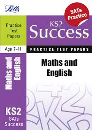 maths and english practice test papers letts key stage 2 success