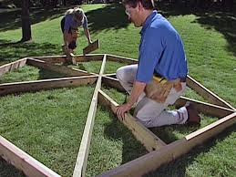 how to build a gazebo from a kit how tos diy