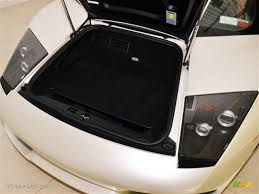 Lamborghini Murcielago 2008 - 2008 lamborghini murcielago lp640 roadster trunk photo 58553088