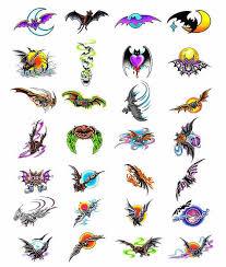bat tattoo designs from tattoo