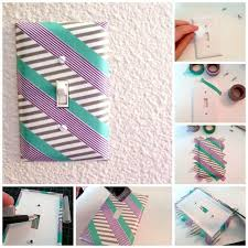 decorate pictures 37 diy washi tape decorating projects you will love