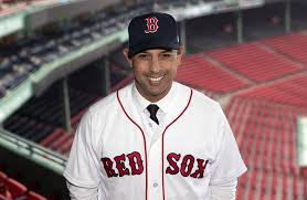 red sox introduce alex cora who credits his parents for all his