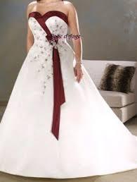 robes de mari e bordeaux robe de mariée blanche et bordeaux robe marié