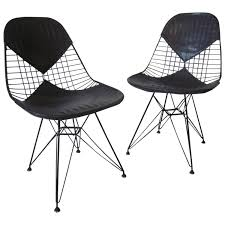 eames herman miller eiffel tower wire chairs wire chair herman