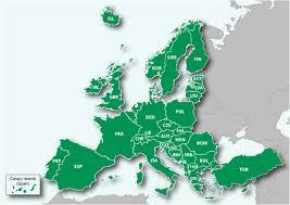 map of europe scandinavia garmin united kingdom european map coverage