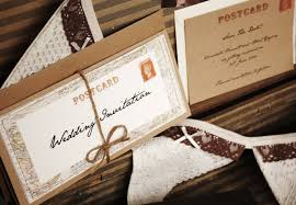 scroll invitations diy vintage travel wedding invitation weddingdates co uk