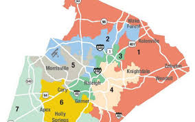 Federal Circuit Court Map Dismissal Of Wake Election Maps Lawsuit Appealed News U0026 Observer