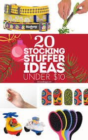 Ideas For Stocking Stuffers 20 Stocking Stuffer Ideas Under 10