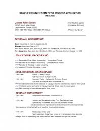 Canadian Style Resume Template Resume Samples Format Resume Format And Resume Makerexample