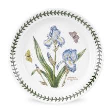 portmeirion botanic garden seconds 8 inch plate set of 6 no