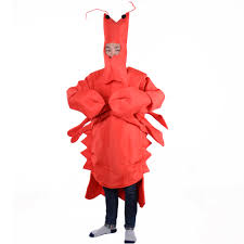 Lobster Costume Aliexpress Com Buy Red Lobster Costume New Unisex