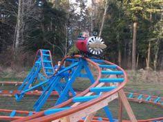 two backyard roller coasters https www youtube com watch v