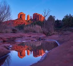 Cathedral Rock Reflections At Sunset Red Rock Crossing 72 Best Cathedral Rock Sedona Images On Pinterest Sedona Arizona