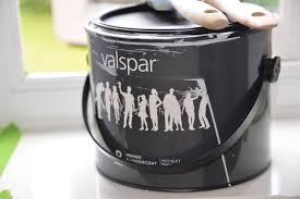 refreshing a room with valspar the result