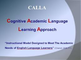 the calla model in curriculum design ppt video online download