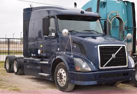 volvo semi for sale 2007 volvo vnl 10th anniversary edition semi truck item k2