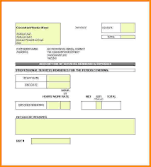 Construction Invoice Template Excel 10 Construction Invoice Sle Paid Invoice