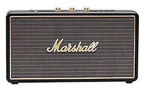 amazon black friday bluetooth amazon com marshall stockwell portable bluetooth speaker black
