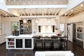 kitchens with large islands kitchen island ideas for large kitchens zach hooper photo