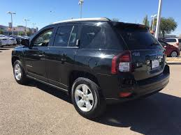 compass jeep 2015 black jeep compass in arizona for sale used cars on buysellsearch