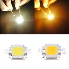 10w 900lm white warm white high power bright led light l