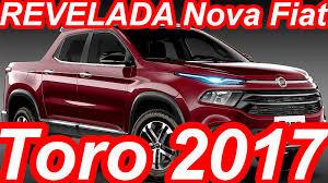 Revelada R 76 500 R 116 500 Nova Fiat Toro 2017 132 Cv 170 Cv
