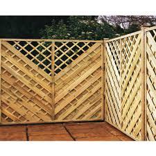 design for lattice fence ideas 21428
